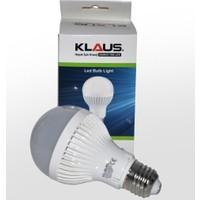 Klaus 270° Al+Pc 7W Led Bulb(A60)-6400K-630Lumen