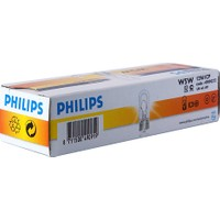Philips Dipsiz 12V 5W Standart Ampul 10'lu Paket