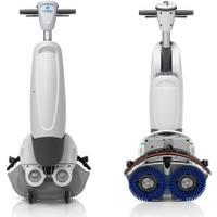 Hako İ-Mop Çift Fırçalı Yıkama Ve Vakumlama Makinesi