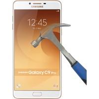 Teleplus Samsung Galaxy C9 Pro Temperli Cam Ekran Koruyucu Cam Ekran Koruyucu