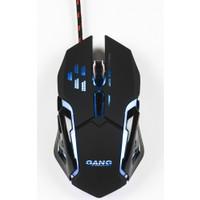 Gang GM-11 6 Tuşlu RGB Led Işıklı Kablolu Oyuncu Mouse