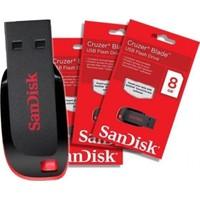 Sandisk 8 GB Flash Bellek