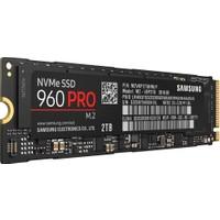 Samsung 960 PRO NVMe 2TB 3500MB-2100MB/s M.2 SSD MZ-V6P2T0BW