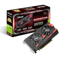 Asus EXPEDITION Nvidia GeForce GTX 1050 2GB OC 128Bit GDDR5 (DX12) PCI-E 3.0 Ekran Kartı EX-GTX1050-O2G