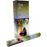 Hem Soothing Spa Incense Sticks - Yatıştırıcı Masaj Tütsü 20 Adet