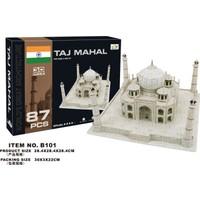 Cc Oyuncak 3D Puzzle Taj Mahal - 87 Parça
