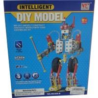 Cc Oyuncak Dıy Model Kit - 237 Parça