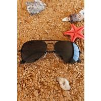 Anka Clariss Marka Yeni Sezon Siyah Erkek Güneş Gözlüğü Modeli