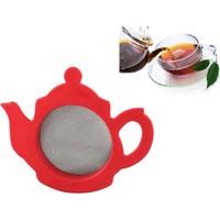 Anka Çay Süzgeci - Çaydanlık Şeklinde Süzgeç