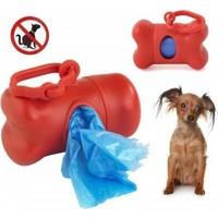 Anka Köpeğiniz İçin Kaka Poşetliği Ve Yedek Poşet