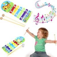 Anka Çocuklar İçin Renkli Ksilofon