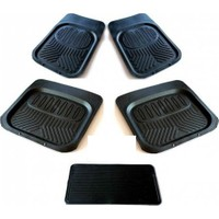 ŞentürkAuto Havuzlu Paspas Seti Şaft Üstülü 5 Parça Seat İbiza