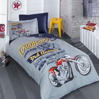 Luoca Patisca Maxiforce Genç Uyku Seti Biker