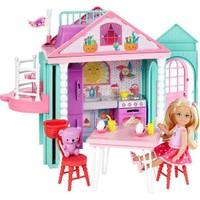 Barbie Chelseanin İki Katlı Evi DWJ50