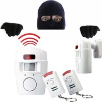 Domesafe 6'lı Paket Hareket Sensörlü Alarm Seti Kumandalı 090238