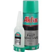 Akfix Profesyonel Hızlı Yapıştırıcı 200 Gram + 50 Gram 150076