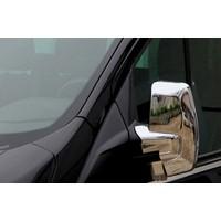 Spider Ford Custom Ayna Kapağı 2 Parça Abs Krom 2013 Üzeri Modeller