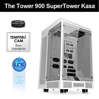 Thermaltake The Tower 900 E-ATX Full Tower Super Gaming Computer Case Beyaz (CA-1H1-00F6WN-00)