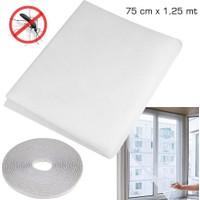 Mosquito 6'lı Paket Pencere Sinekliği 1,25 Metre 090528