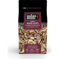 Weber Mangal Vişne Aromalı Odun Parçaları