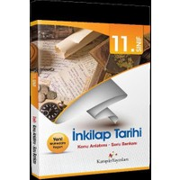 Kampüs Yayınları 10. Sınıf İleri İnkilap Tarihi Konu Anlatımlı Soru Bankası
