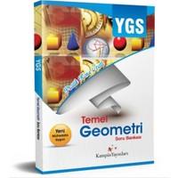 Kampüs YGS Temel Geometri Soru Bankası