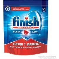 Finish Powerball Hepsi Bir Arada 61 'li Tablet