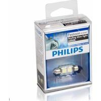 Philips Festoon C5W 6000K 3x Fazla Işık 128596000KXI