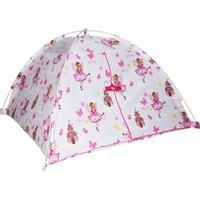 Hopim Çocuk -Oyun Ve Uyku Prenses Çocuk Çadırı * %100 Pamuk