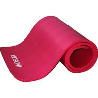 Delta Deluxe Style 10 mm Fuşya Pilates & Yoga & Egzersiz Minderi - DS 531
