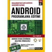 Android Programlama Eğitimi ( DVD'li) - Aykut Taşdelen