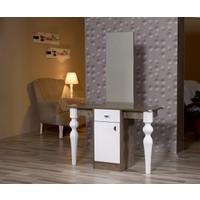 Mobusta Peria Midi BP Makyaj Takı Dolabı Tuvalet Aynası