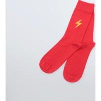 Sportsoul Erkek Çorap Kırmızı SSSSRED
