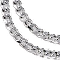 Chavin Gri 55 Cm. 9 Mm. Gürmet Erkek Çelik Zincir Dm92