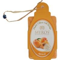 Myros 3'Lü Kayısı Özlü Zeytinyağı Sabunu - 80 Gr