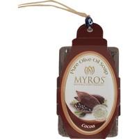Myros 5'Li Kakao Özlü Zeytinyağı Sabunu -80 Gr