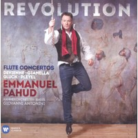 Warner Emmanuel Pahud - Revolution-Flute Concertos