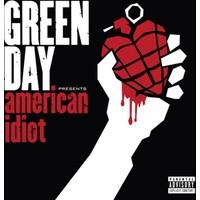Warner Green Day - American idiot