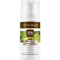Organique Yeşil & Beyaz Çay Özlü Immuno Serum 100 ml.