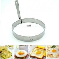 Nomnom Oval Yumurta Omlet Ve Krep Pişirme Kalıbı
