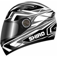 Prc Kask Shıro Full Face Kapalı Desenli Sh-338 Sepang 2