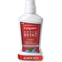 Colgate Optik Beyaz Alkolsüz Gargara 500 ml