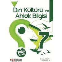Nitelik Yayınları Din Kültürü Ve Ahlak Bilgisi Soru Bankası