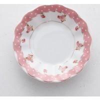 LoveQ Çay Tabağı Porselen 10,5 Cm
