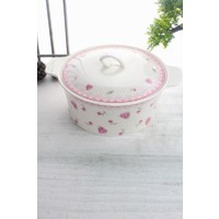 LoveQ Porselen Tencere Ckr-1006