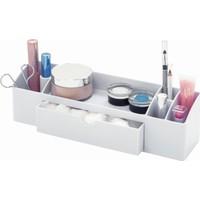 Kozmetik ürün düzenleyici 5 bölmeli çekmeceli organizer