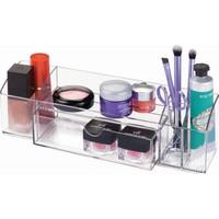 Kozmetik ürün düzenleyici çok bölmeli çekmeceli organizer