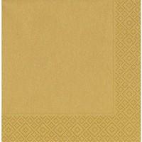 KullanAtMarket Altın Kağıt Peçete 20'Li