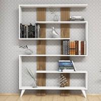 Hepsiburada Home Jane Kitaplık Beyaz İstanbul