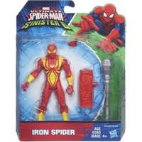 Marvel Spiderman Web City Iron Spider
